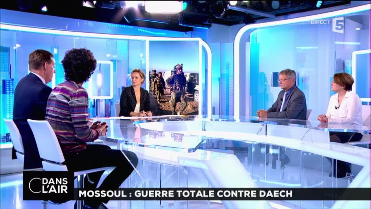 Mossoul : guerre totale contre Daech #cdansl'air 18-10-2016