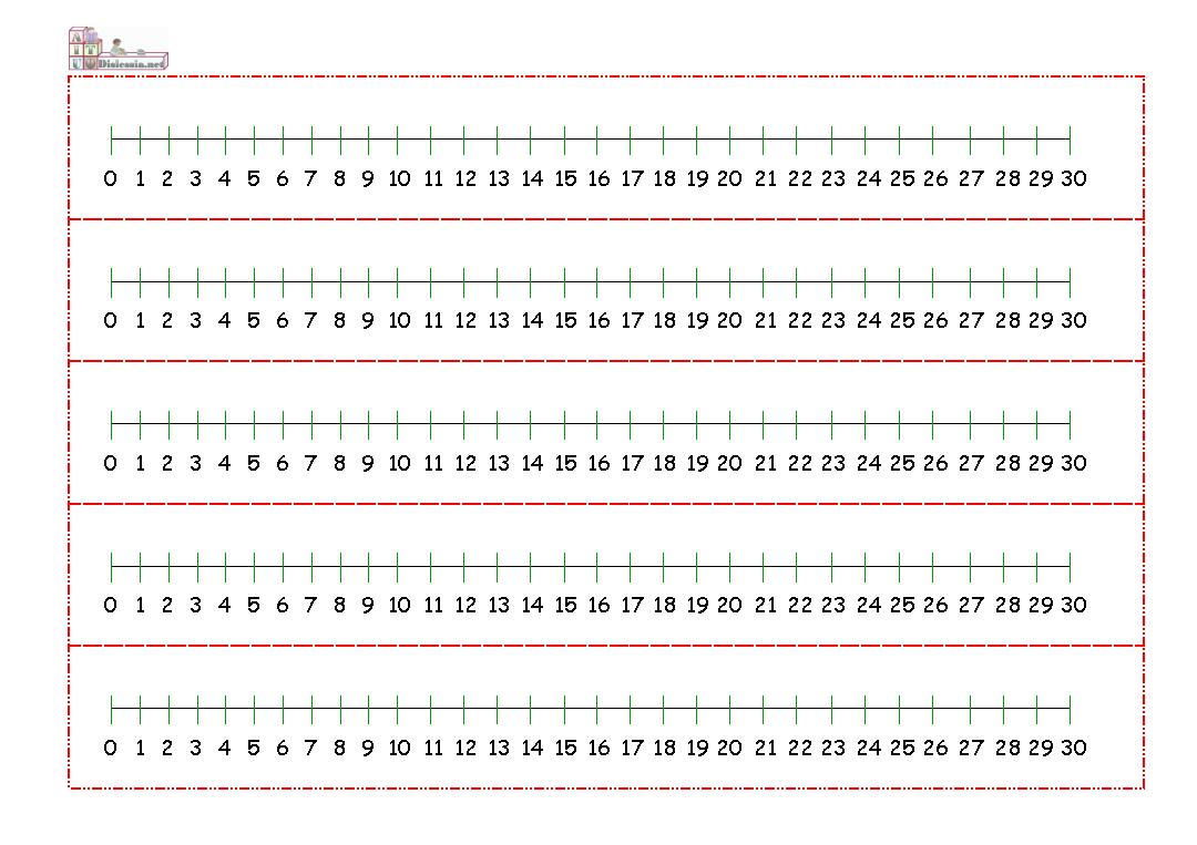 Risultati immagini per addizione sulla linea dei numeri ...