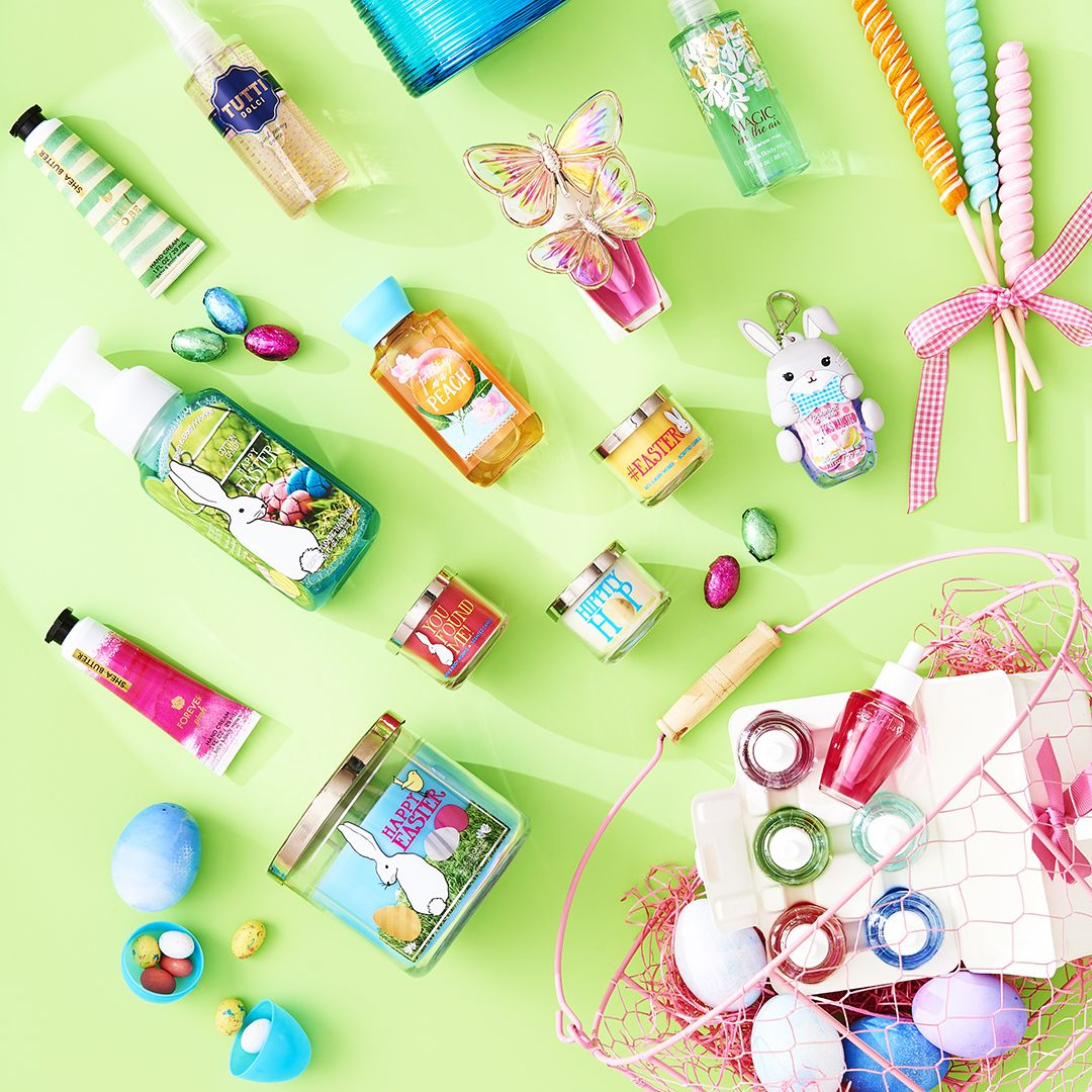 Find the cutest little easter treats for your best bunny friend at find the cutest little easter treats for your best bunny friend at bath body works negle Images