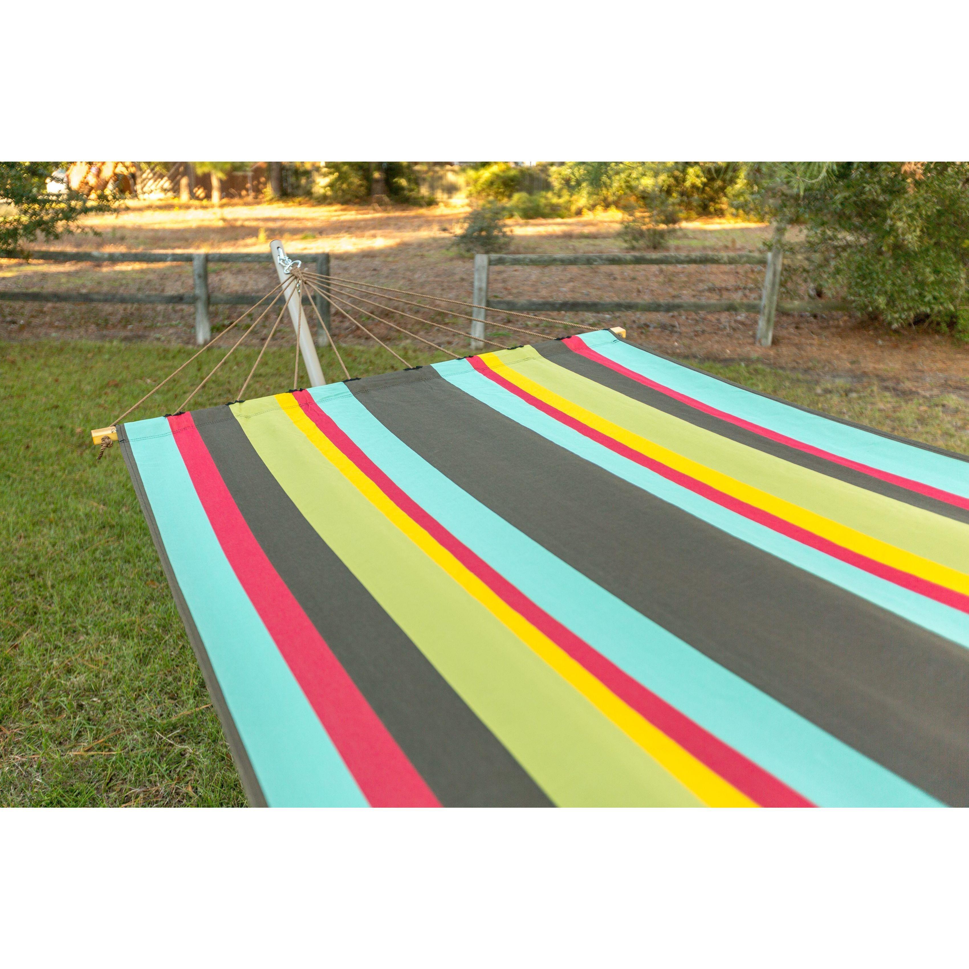 Pawleys island hammocks castaway large single layer fabric hammock