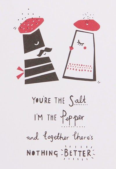 salt pepper vday print