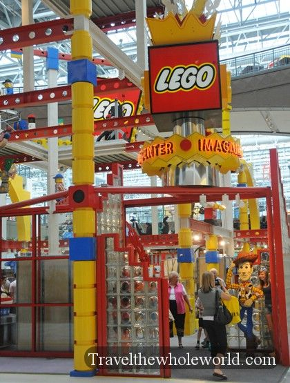 mall of america | Minnesota - Minneapolis - Mall of America - Legos ...