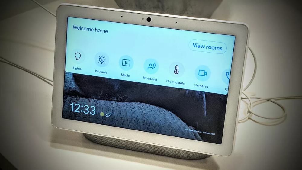 Everything We Know About The Google Nest Hub Max Google Nest Smart Home Control App Match