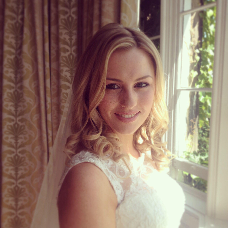 matfen hall wedding hair by lisa cameron northumberland bridal