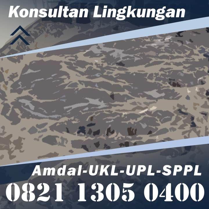 Pin Di Contoh Izin Lingkungan Ukl Upl Indonesia