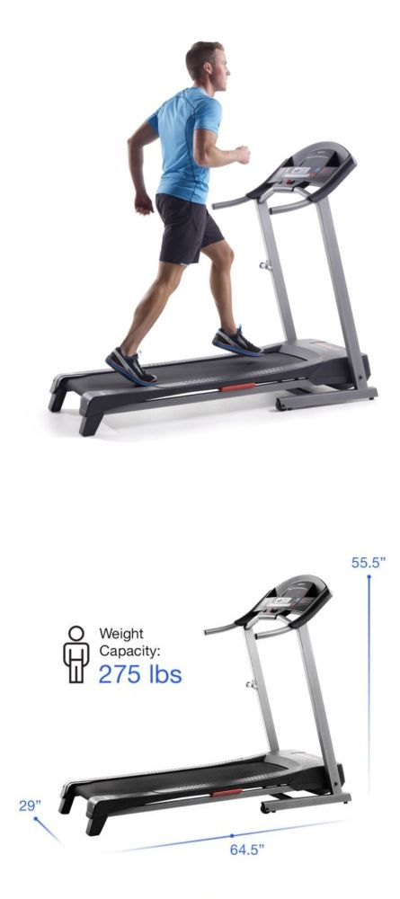 Treadmills 15280 Weslo Cadence G 59I Folding Electric Treadmill New Model