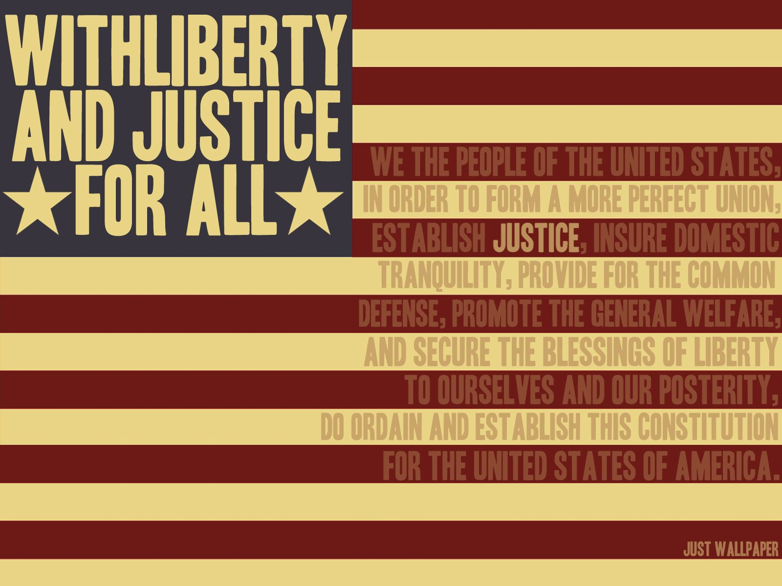 We The People Of The United States In Order To Form A