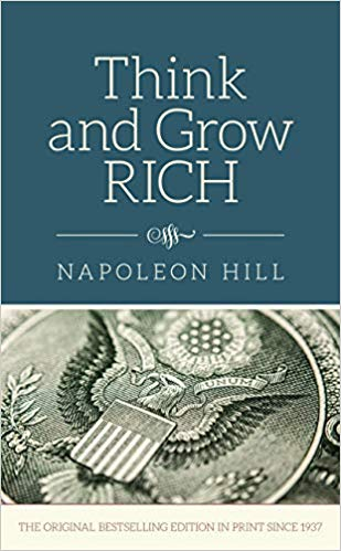 Pin By Stefanie Hartman On 2021bulletjournal Journaling Lettering Think And Grow Rich Top Business Books Napoleon Hill