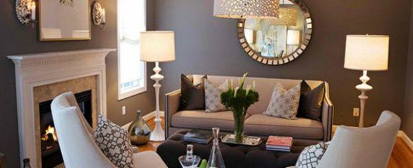 COMO DECORAR CON LAMPARAS COLGANTES by artesydisenosblogspot - ideen fur kleine wohnzimmer