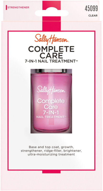Sally Hansen Complete Care 7 In 1 Nail Treatment Ulta Beauty In 2021 Unwanted Hair Removal Hair Loss Natural Remedy Hair Loss Treatment