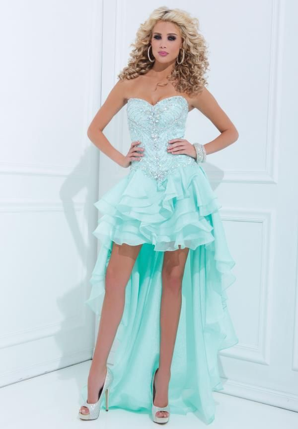 10 Best images about Prom Dresses on Pinterest  Best prom dresses ...