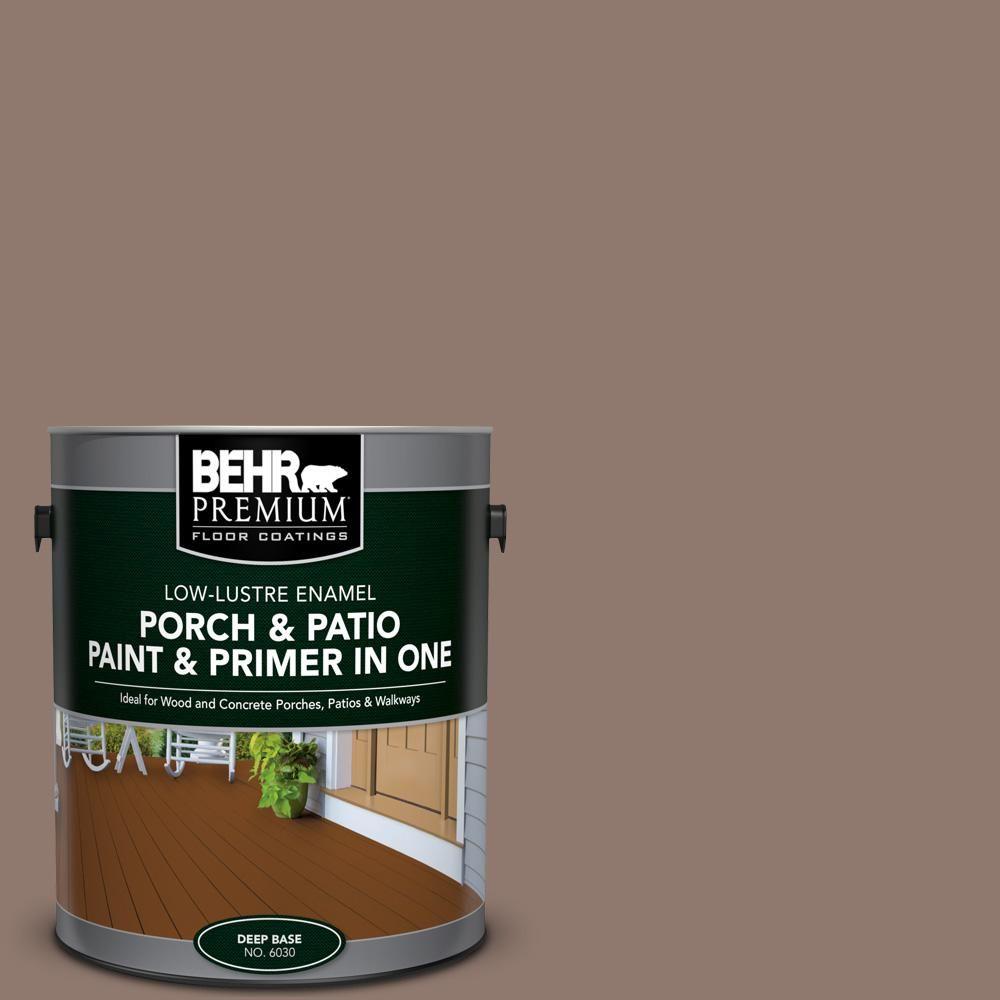 Behr Premium 1 Gal N170 5 Chocolate Heart Low Lustre Interior