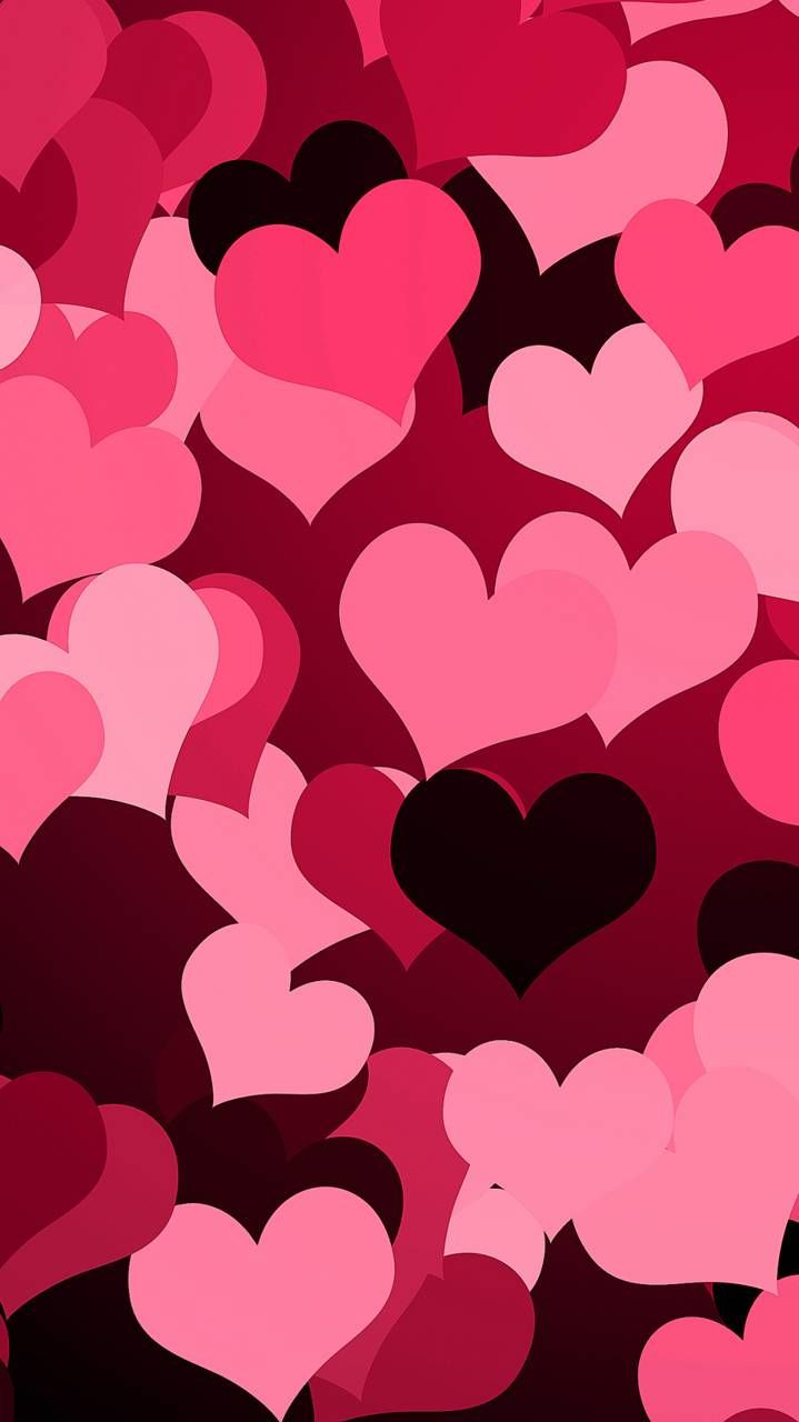 Wild Hearts Valentines wallpaper, Valentines wallpaper