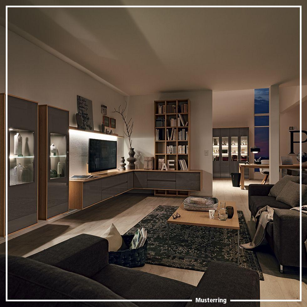 Musterring KARAFRAME Wohnzimmer living room Living