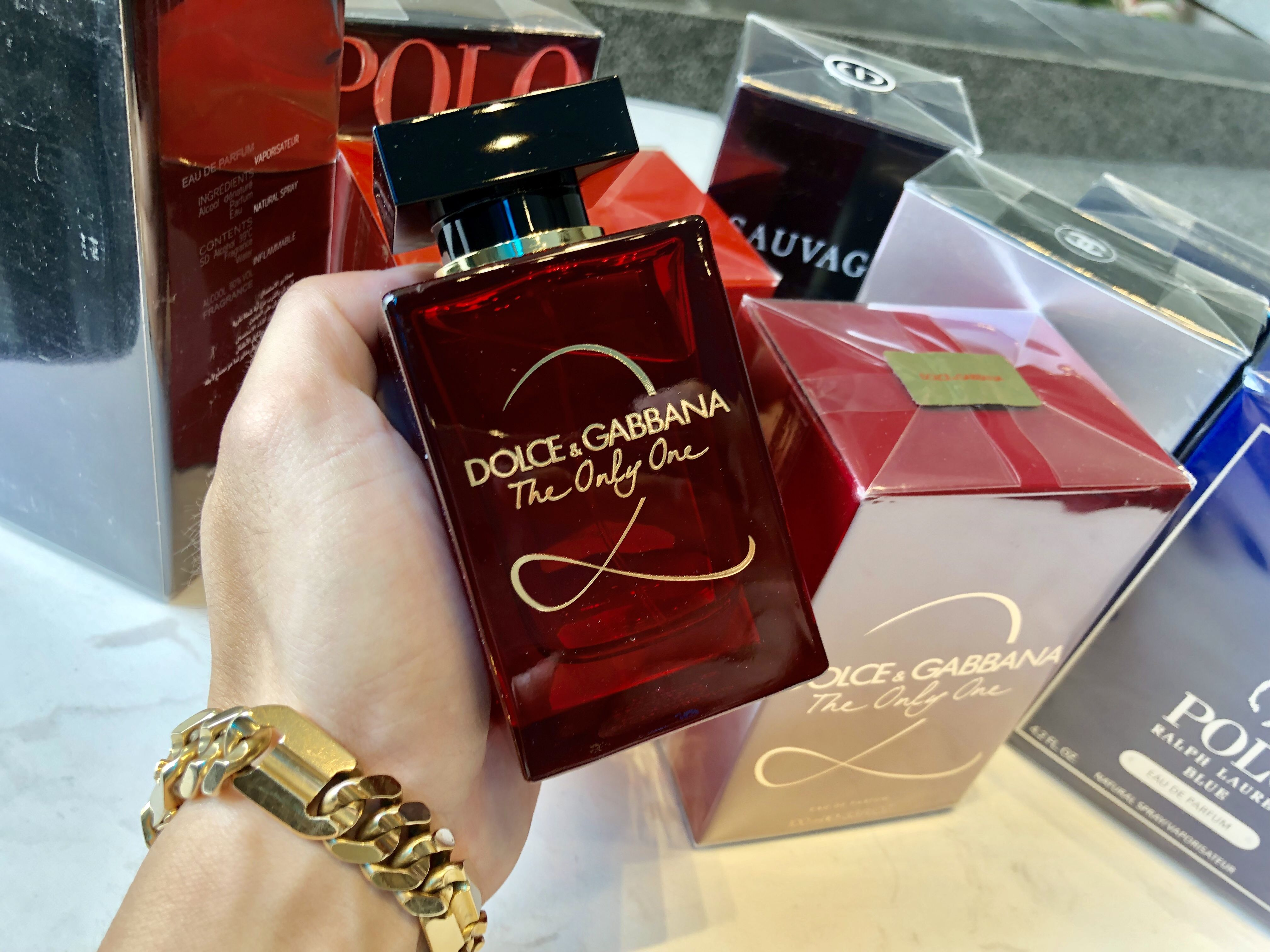 Dolce Gabbana The Only One 2 Perfume Fragrance Perfume Bottles