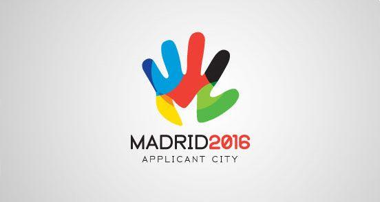 Madrid 2016 Olympics Logo