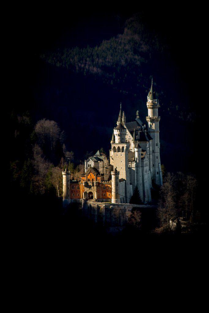 Bilder Von Schloss Neuschwanstein Im Wandel Der Jahreszeiten Neuschwanstein Schloss Neuschwanstein Schloss