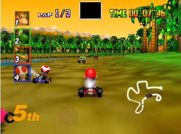 5 Reasons Mario Kart 64 Is And Always Will Be The Greatest Video