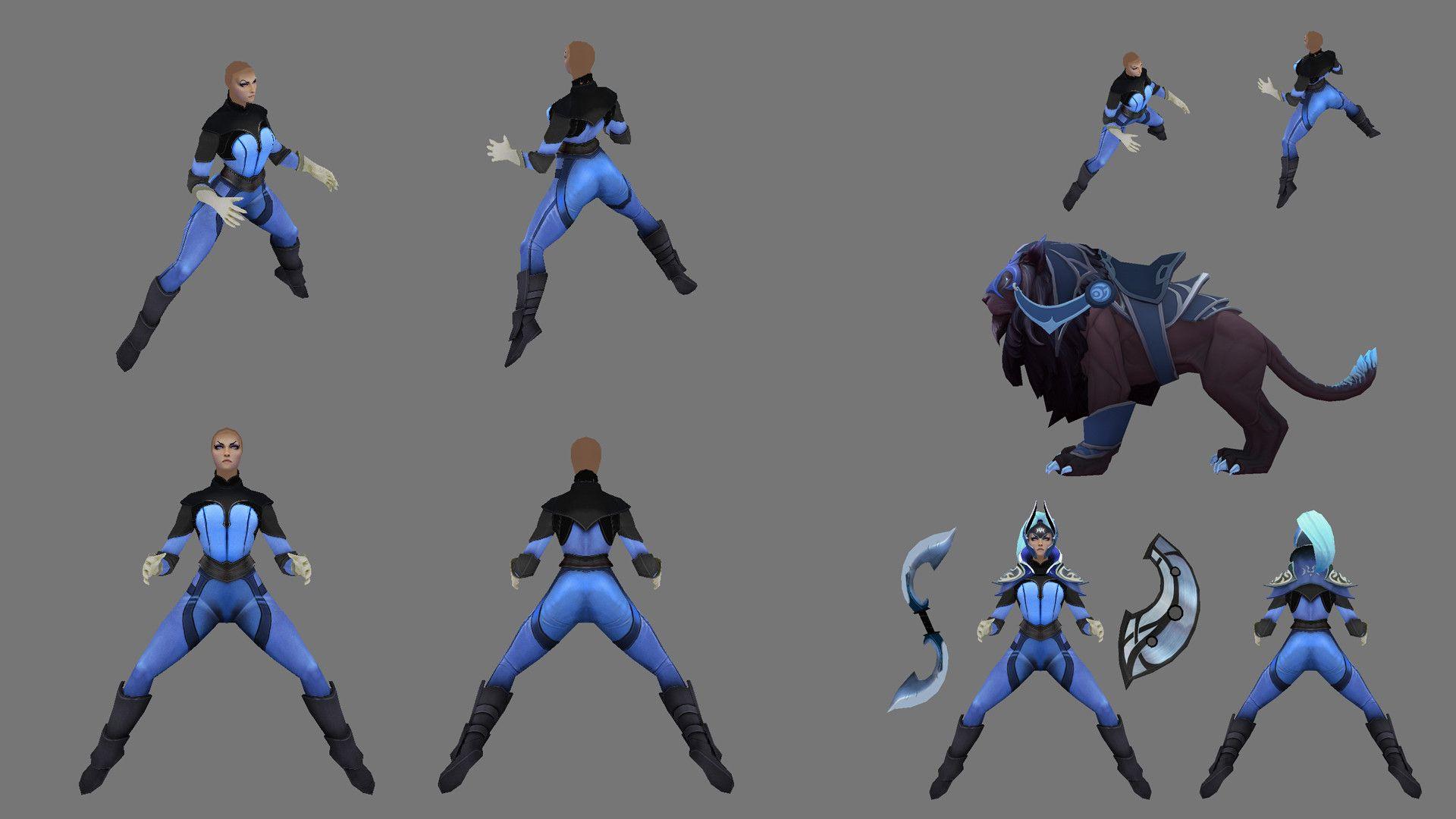 dota 2 hero concept sheets page 4 polycount forum dota 2
