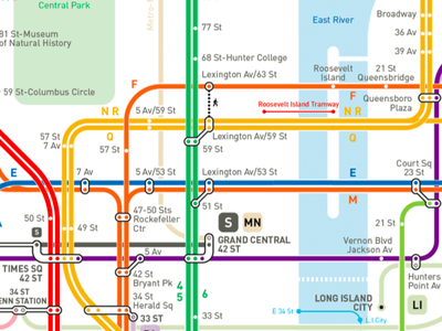Subway Map To Rockefeller.A Reimagined Nyc Subway Map Now With A More Accurate Brooklyn Ask