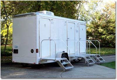 Lovely Tampa Portable Restrooms, Elegant Restroom Trailers For Outdoor Events.  Wedding Elegant Bathroom Trailers Options