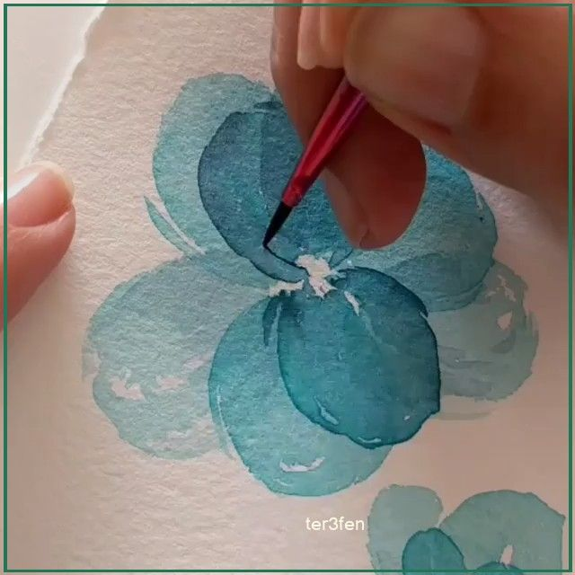 Every Watercolor Flower You'll Ever Need