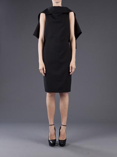 ODD. / Backless Triangle Dress - Dresses - Womens