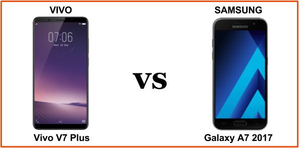 f3405bd2d Yuk Lihat   Perbandingan Vivo V7 Plus vs Samsung Galaxy A7 2017 Lengkap    Mulai dari