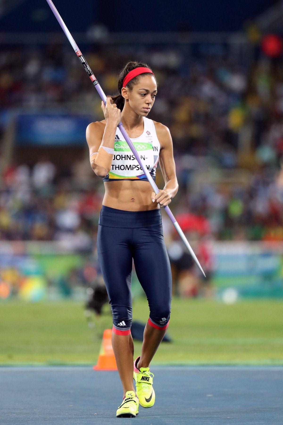 olympic88: Katarina Johnson-Thompson Rio 2016 Olympics