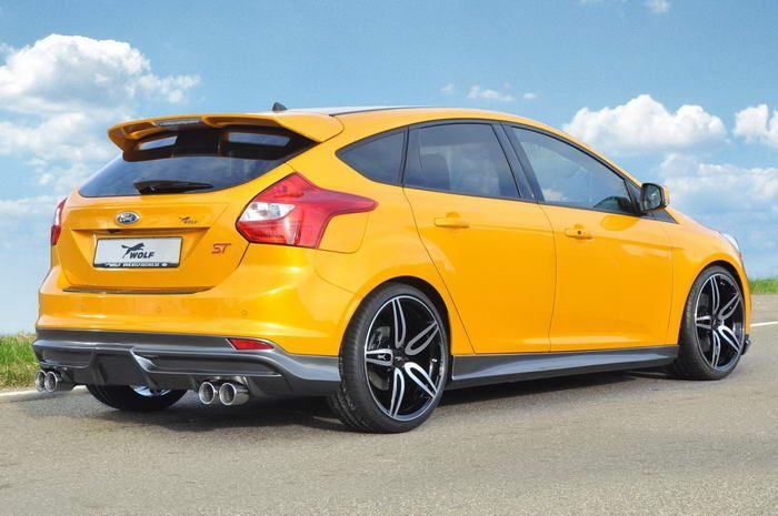 Ford Focus St By Wolf Racing 2013 Review Ford Focus St Ford Focus Ford