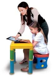 CTA Digital Kids Activity Table for iPad 2 and new iPad