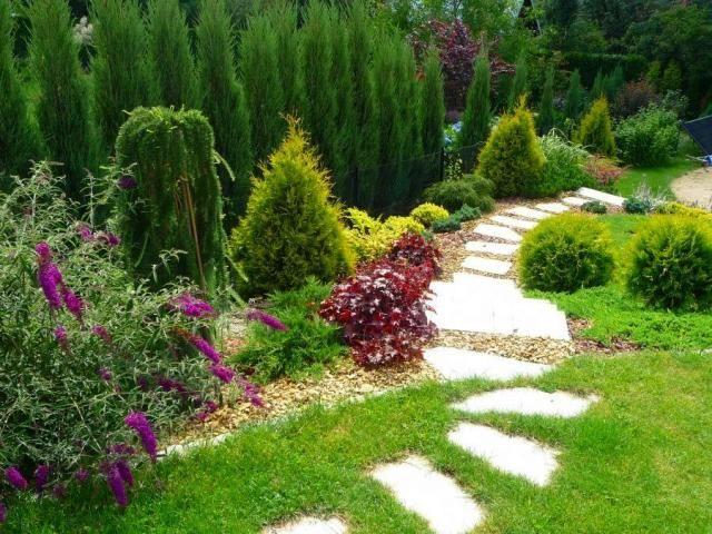 Najpiekniejsze Ogrody Przydomowe Inspiracje Garden Garden