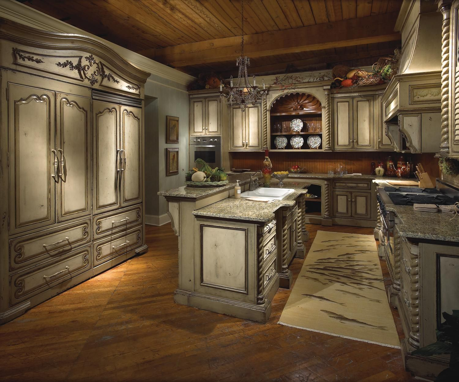 Tuscan Kitchen Decorating Ideas Photos