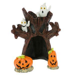 Top Fin® Pet Halloween Haunted Tree Aquarium Ornament