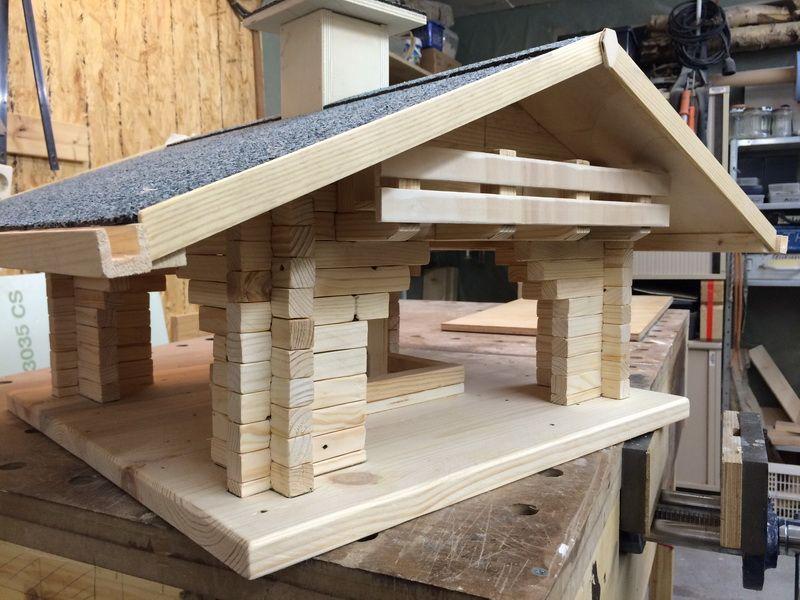 Anleitung Vogelhaus Selber Bauen vogelhaus fly in bauanleitung zum selber bauen alpenjodel s