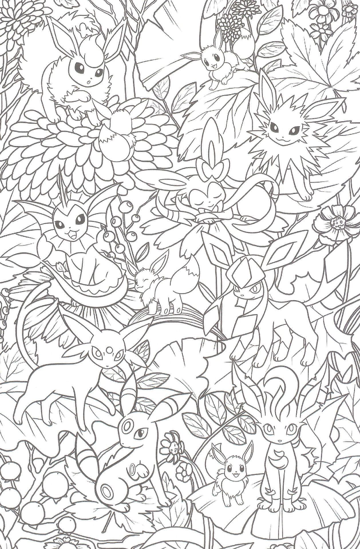 Welcome To The World Of Pokemon Pokescans Korean Postcard Pokemon Coloring Pages Pokemon Coloring Pokemon Coloring Sheets