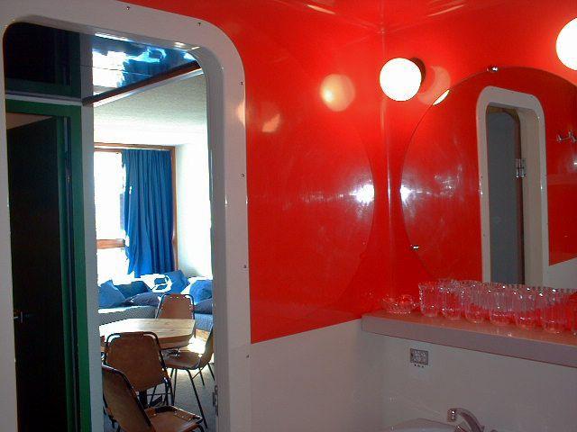 Salle de bain les arcs charlotte perriand salle de bain charlotte perriand perriand - Salle de bain charlotte perriand ...