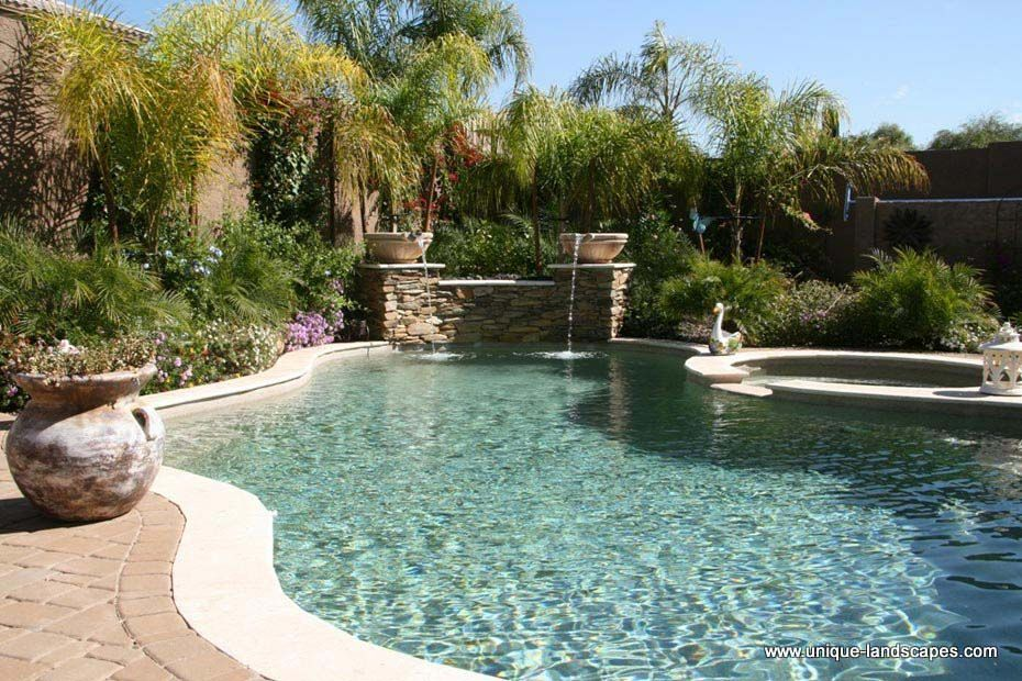 Back Yard Lagoon Pools Designs   Bing Images