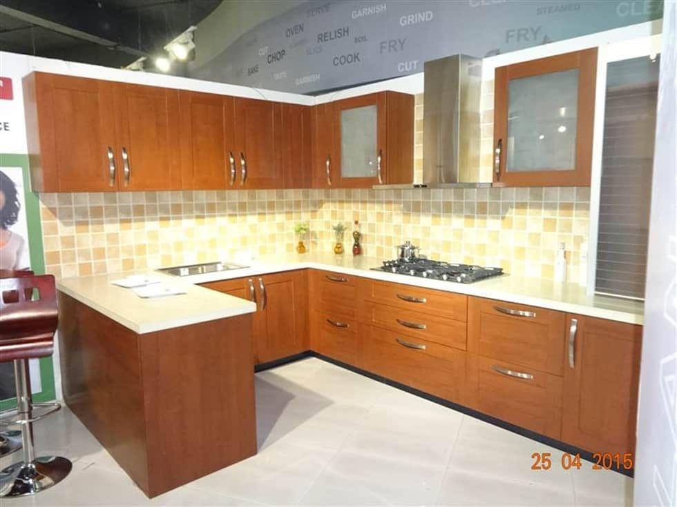 Kitchen Design C Shape mediterranean kitchen photos: c shape modular kitchen