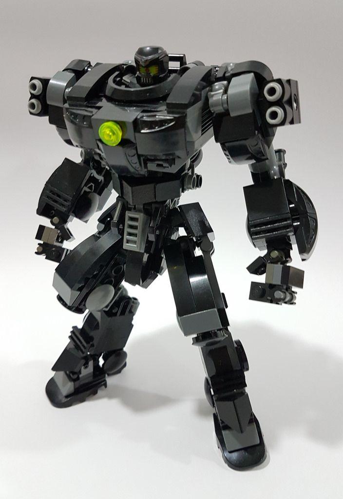 Evil Mech 39 S Power Suit By Napoleondynamite57 Pimped