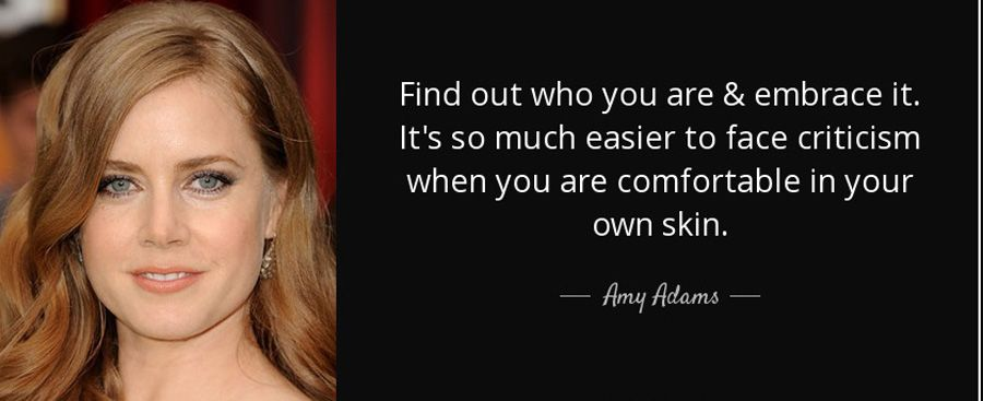 50 Quotes By Amy Adams 50th Quote Celebration Quotes Quotes Deep