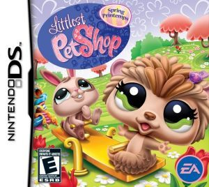 Littlest Pet Shop Spring Ds Game Nintendo Ds Ds Games Littlest Pet Shop