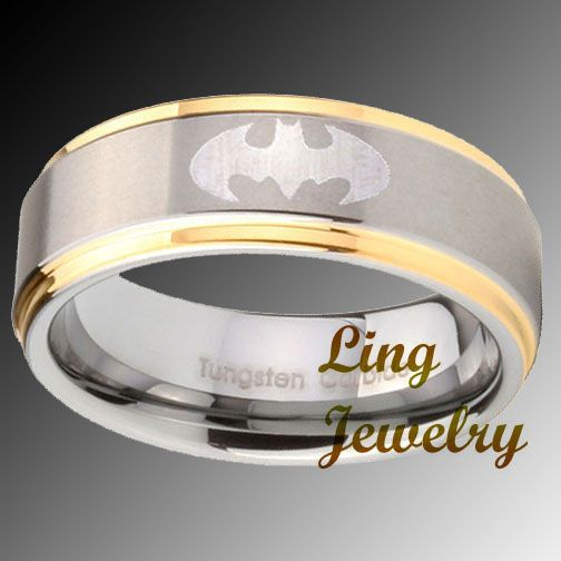 Joey's wedding band. (this is his second fav!)