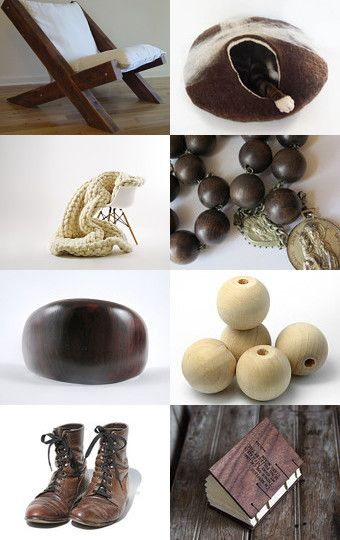 cream. dark chocolate. vanilla. espresso.  by Lorena Santin Andrade on Etsy--Pinned with TreasuryPin.com