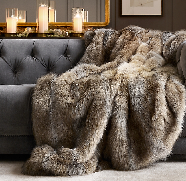 Ultimate Faux Fur Throw Faux Fur Throw Bedroom Faux Fur Bedding