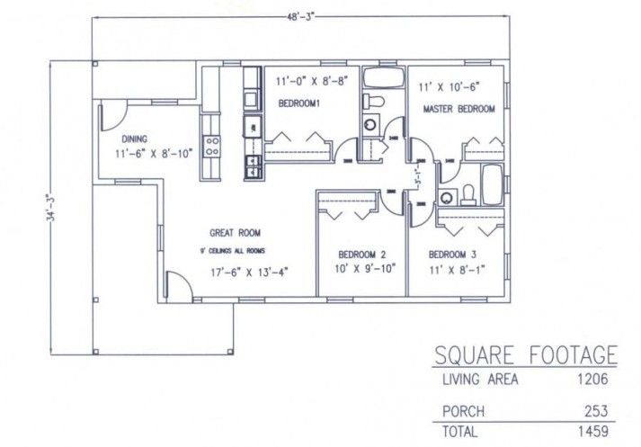 Photo Of Metal Shop House Plans