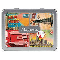 Cavallini New York City Magnets