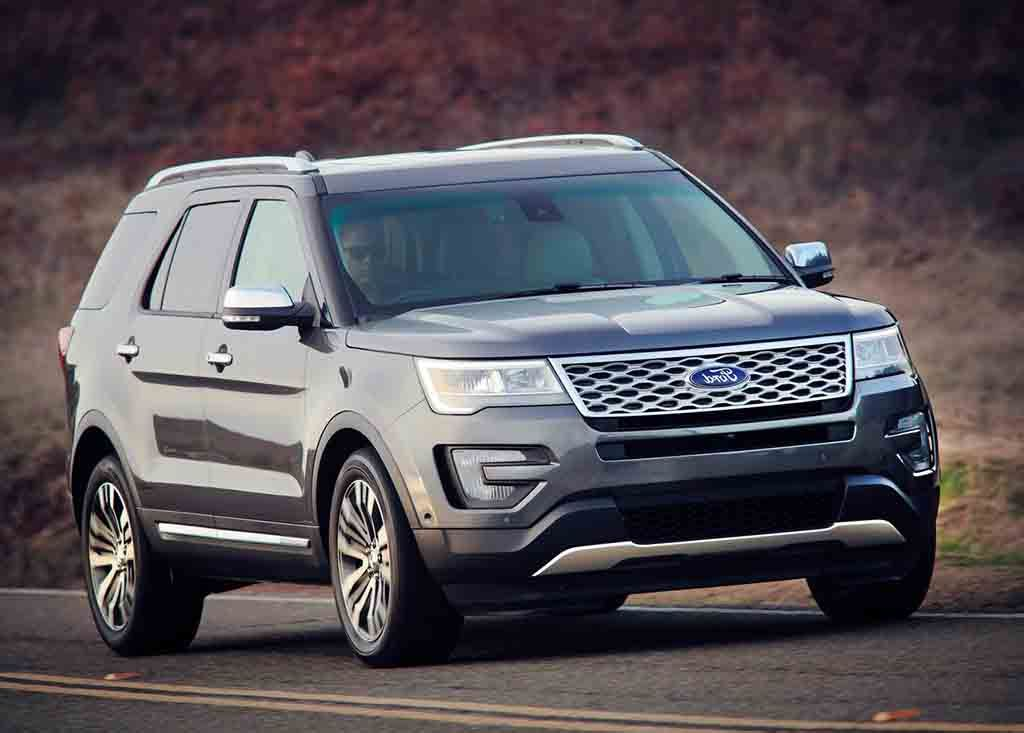 Ford Explorer Hp in 2020 2017 ford explorer sport, Ford