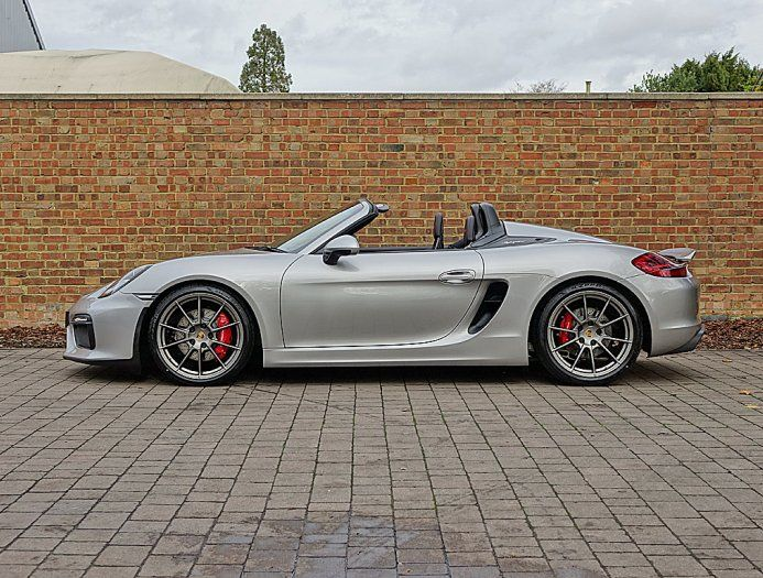 the powerful porsche gt3 boxster spyder porsche boxster. Black Bedroom Furniture Sets. Home Design Ideas