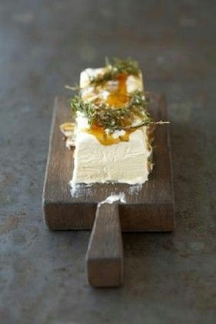 Honig-Rosmarin-Parfait á la Christian Rach Rezept | LECKER